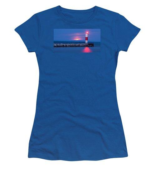 Moon Marker Women's T-Shirt