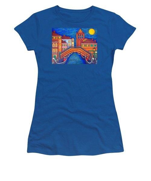 Moonlit San Barnaba Women's T-Shirt
