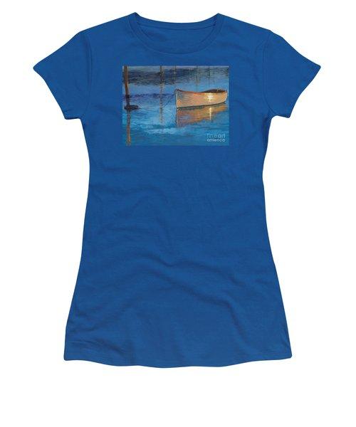 Moored In Light-sold Women's T-Shirt
