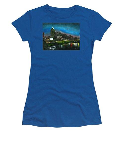 Nashville Nights Women's T-Shirt