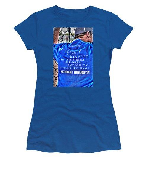 National Guard Shirt 21 Women's T-Shirt