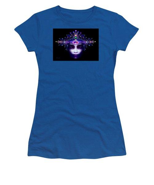 Celestial  Beauty Women's T-Shirt (Junior Cut) by Hartmut Jager