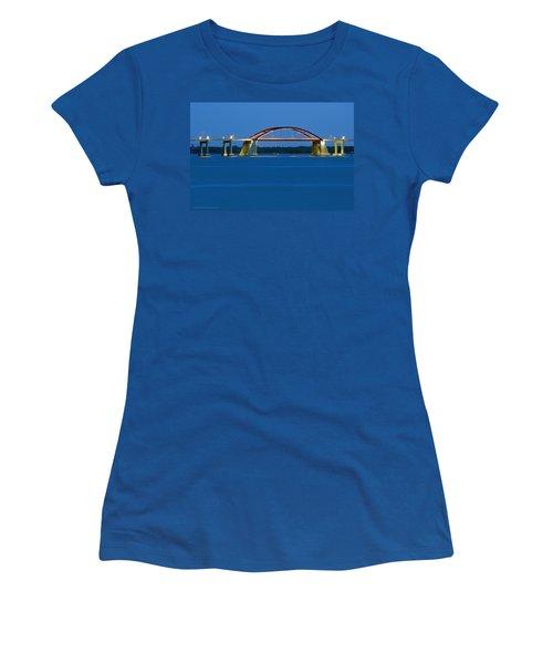 Night Bridge Women's T-Shirt