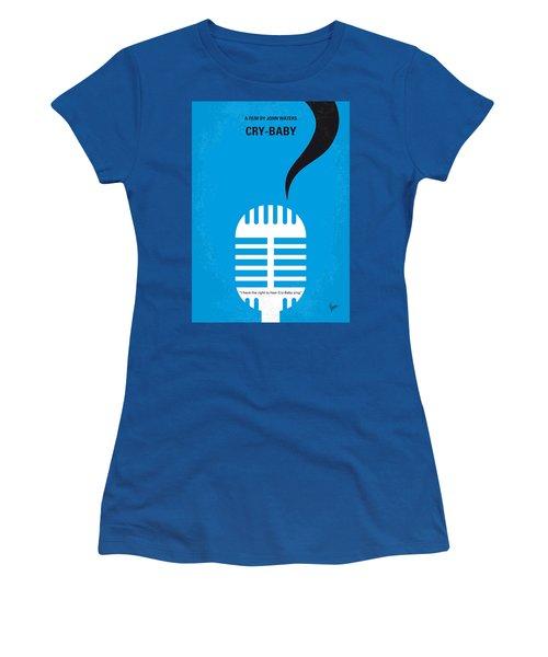 No505 My Cry-baby Minimal Movie Poster Women's T-Shirt