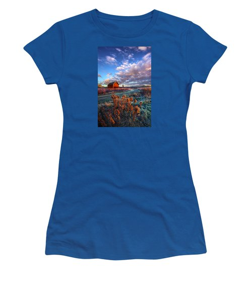 Not All Roads Are Paved Women's T-Shirt