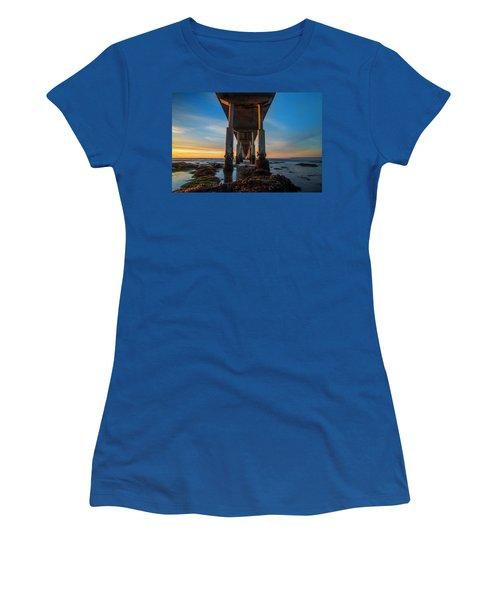 Ocean Beach Pier Women's T-Shirt