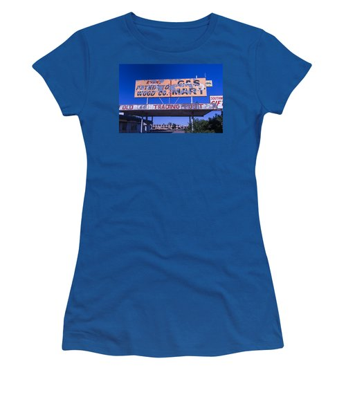 Old 66 Trading Post Women's T-Shirt