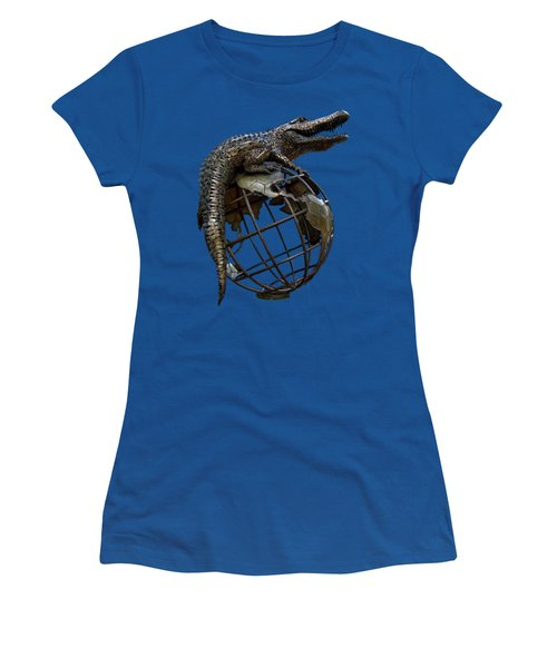 On Top Of The World Transparent For T Shirts Women's T-Shirt