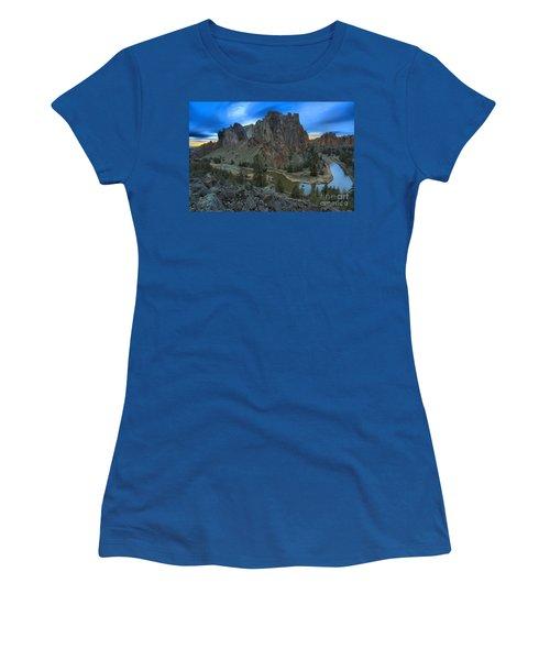 Oregon Desert Sunset Women's T-Shirt