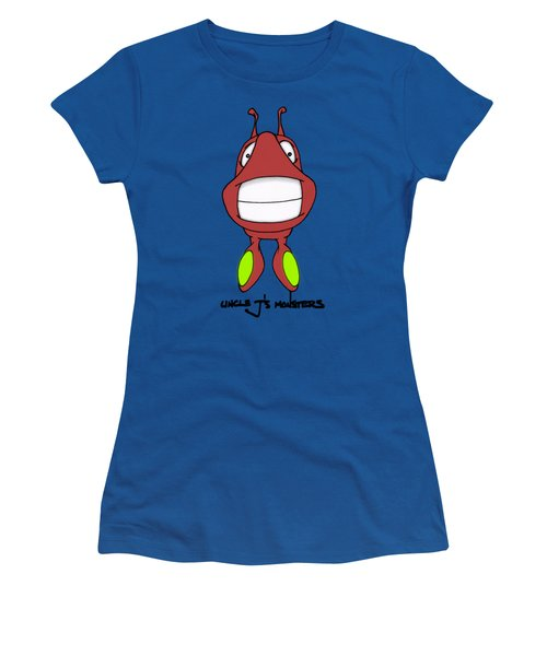 Ori Women's T-Shirt (Junior Cut) by Uncle J's Monsters