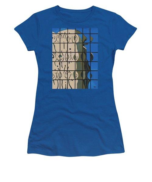 Osborn Reflections Women's T-Shirt (Junior Cut) by Alika Kumar