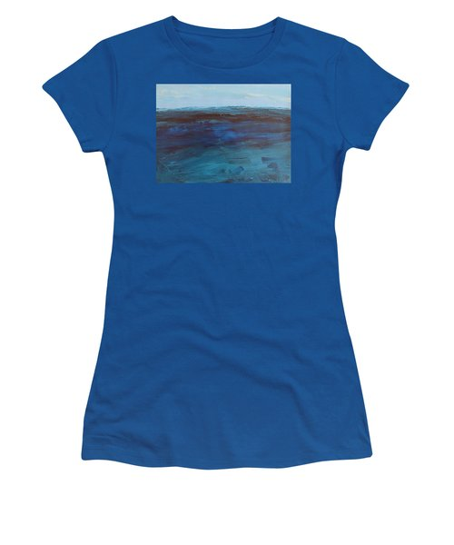 Pacific Blue Women's T-Shirt