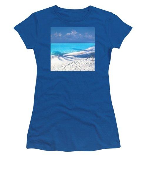Palm Escape -  Part 3 Of 3 Women's T-Shirt