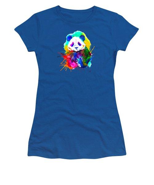 Panda Splash Women's T-Shirt