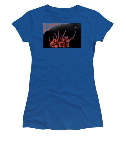 Parade Route Women's T-Shirt
