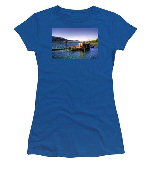 Patterson Bridge Oregon Women's T-Shirt