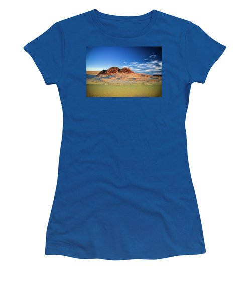 Peaks Of Jockey's Ridge Women's T-Shirt