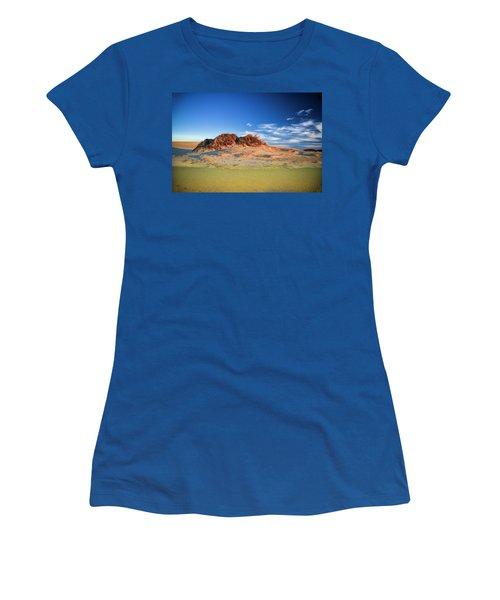 Peaks Of Jockey's Ridge Women's T-Shirt