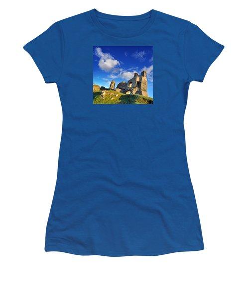 Pennard Castle Women's T-Shirt
