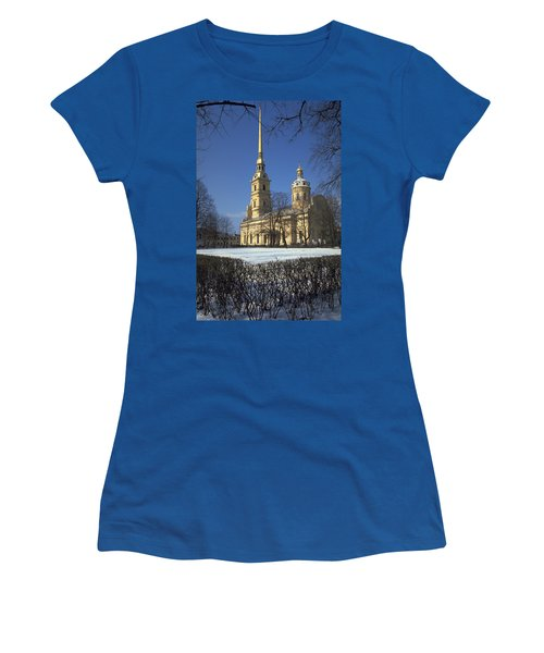 Peter And Paul Cathedral Women's T-Shirt