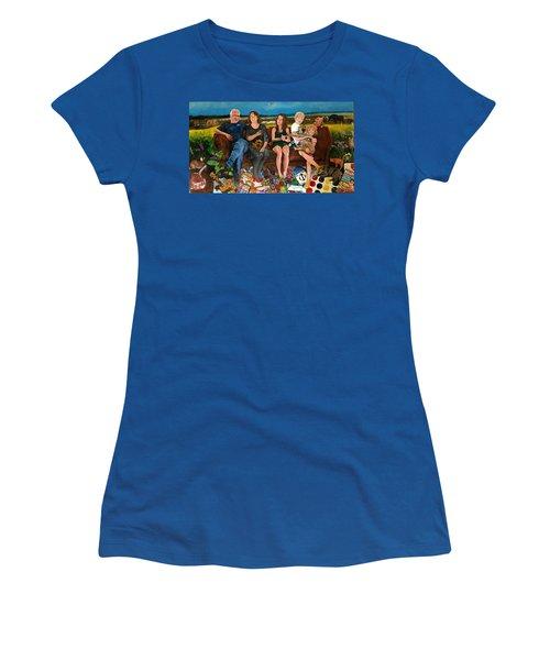 PIG Women's T-Shirt (Athletic Fit)