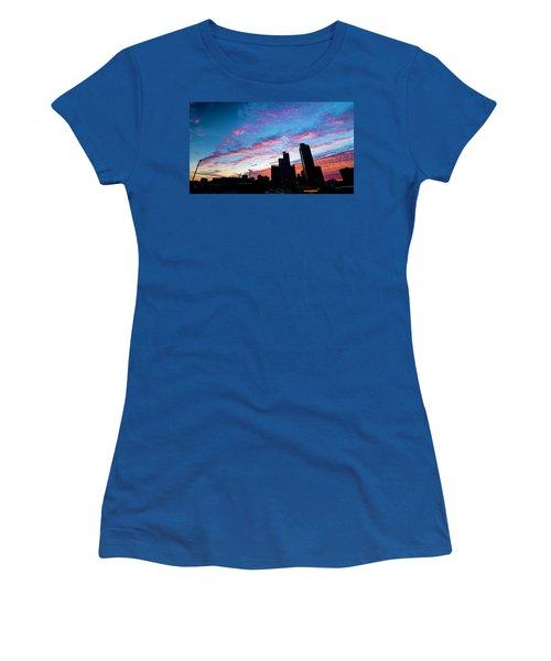 Pink Sunrise Women's T-Shirt