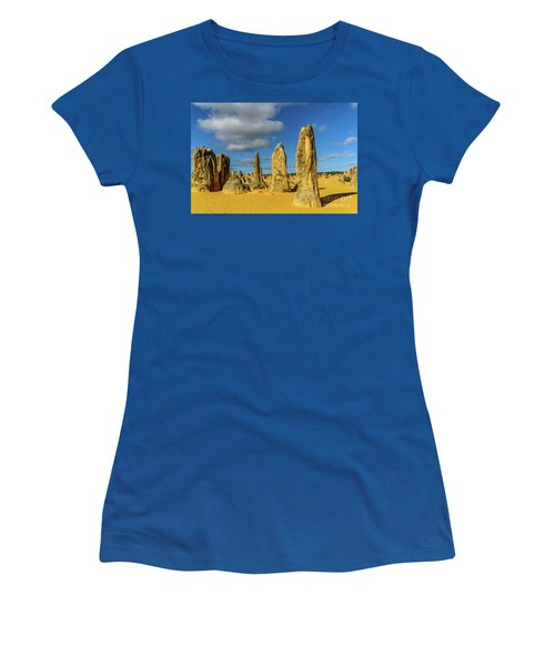 Pinnacles 6 Women's T-Shirt