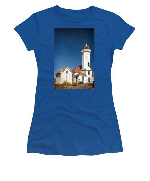 Point Wilson Lighthouse Women's T-Shirt