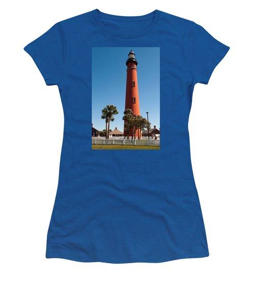 Ponce De Leon Inlet Light Women's T-Shirt