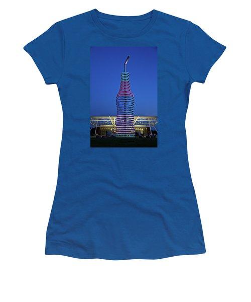Pops Women's T-Shirt (Junior Cut)