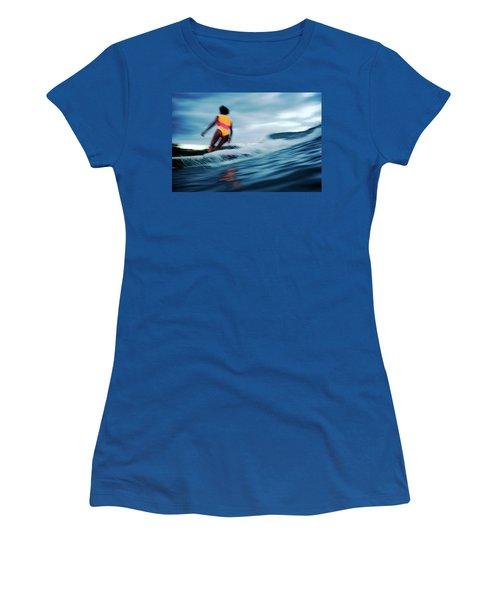 Popsicle Women's T-Shirt (Athletic Fit)