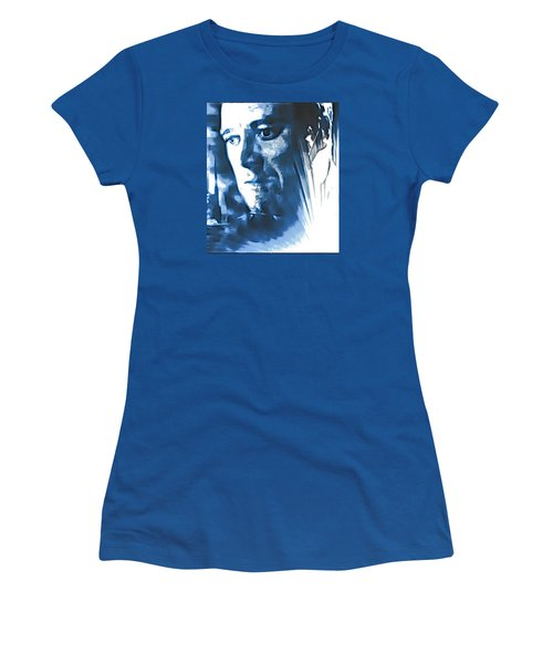 Women's T-Shirt (Junior Cut) featuring the photograph Profile Of An Eccentric Doctor by Mario Carini