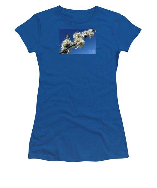 Promise Of Spring Women's T-Shirt (Junior Cut) by Jean Bernard Roussilhe