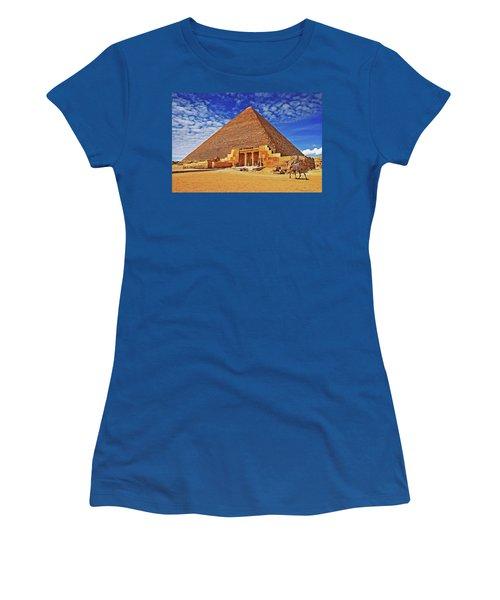 Pyramid Women's T-Shirt