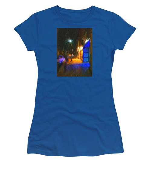 Racine Women's T-Shirt (Athletic Fit)