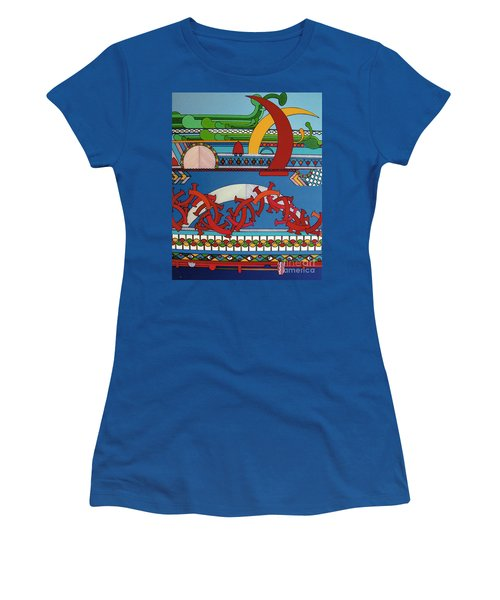Rfb0403 Women's T-Shirt