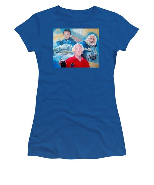 Richard Harris Women's T-Shirt (Athletic Fit)