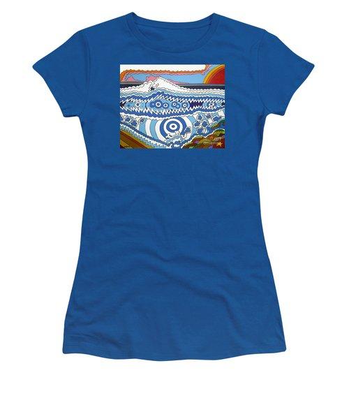 Rip Tide Women's T-Shirt