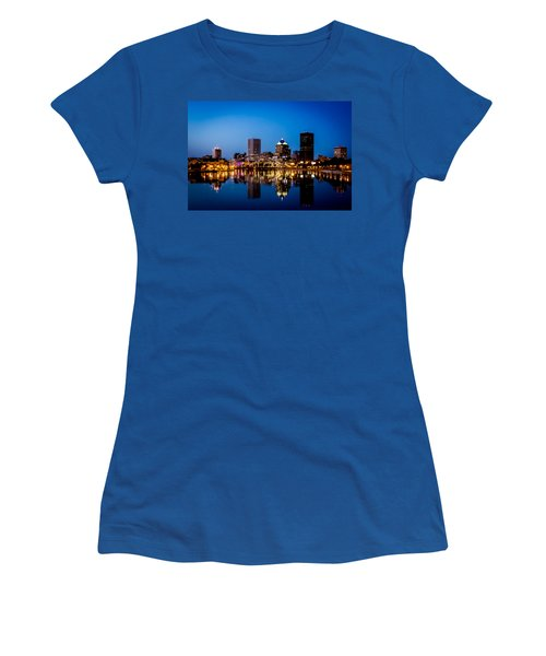 Rochester Reflections Women's T-Shirt (Athletic Fit)