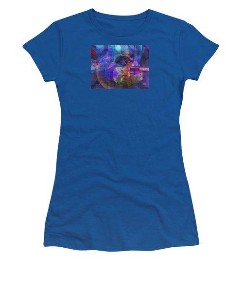 Rock Star Women's T-Shirt (Junior Cut) by David Klaboe