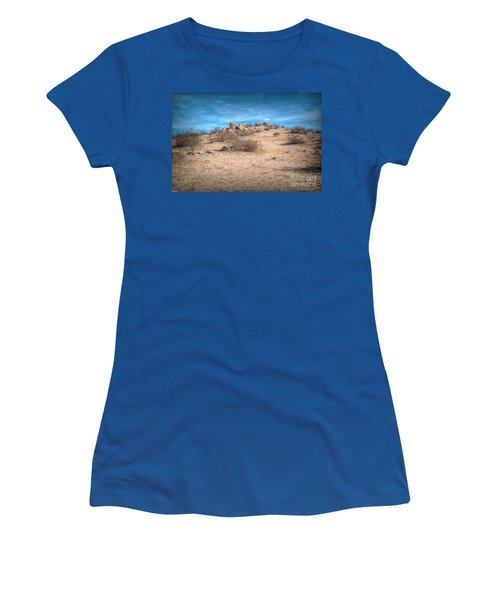 Rocks On The Hill Women's T-Shirt
