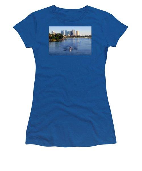 Rowing The Hillsborough Women's T-Shirt