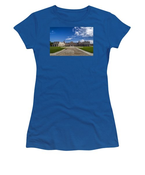 Royal Palace Of Aranjuez Women's T-Shirt