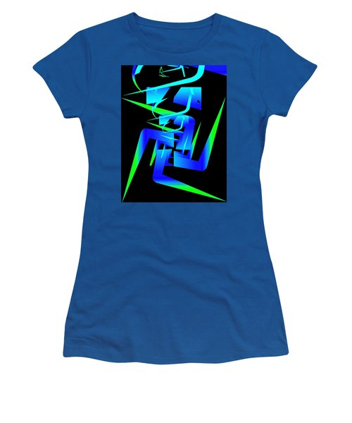 Running Man Women's T-Shirt