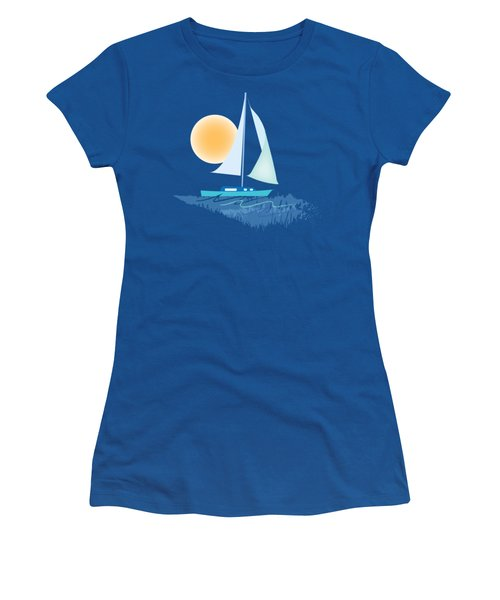 Sailing Day Women's T-Shirt
