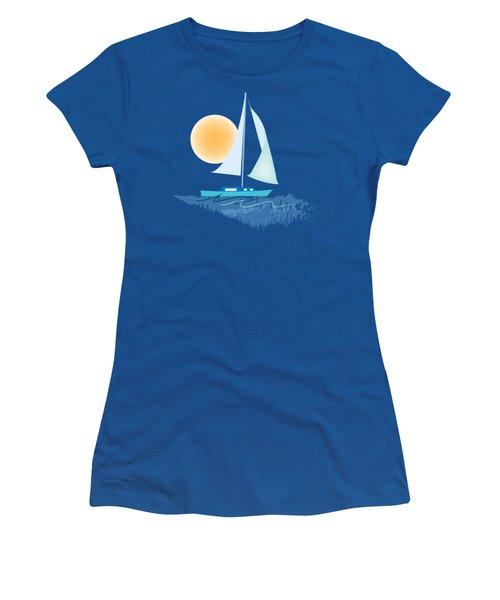 Sailing Day Women's T-Shirt