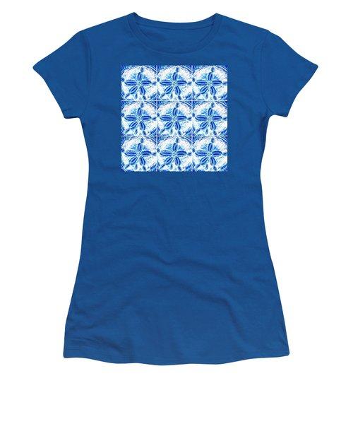 Sand Dollar Delight Pattern 3 Women's T-Shirt