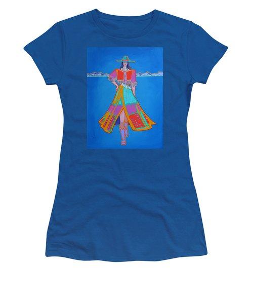 Santa Fe Girl  Women's T-Shirt