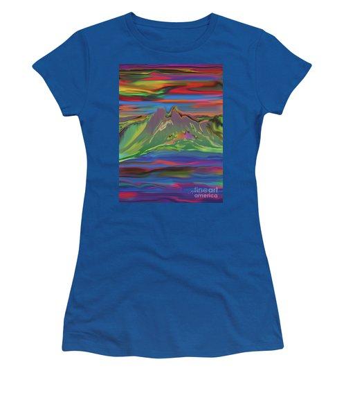 Santa Fe Sunset Women's T-Shirt