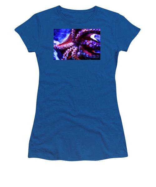 Scarlet Below Women's T-Shirt